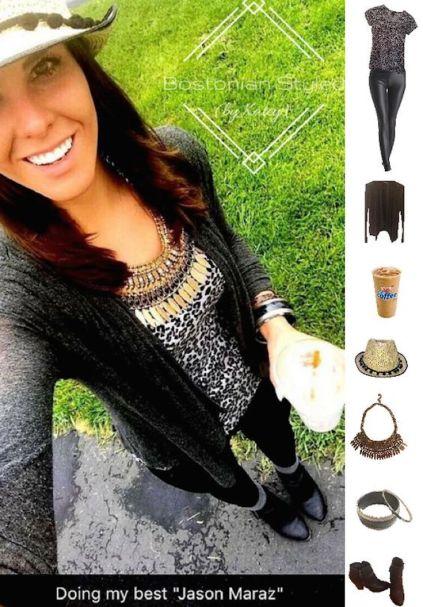 Pom Pom Fedora Outfit Idea