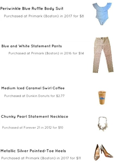 Statement Pants Outfit Idea